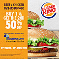 Kapruka Online Shopping Product Whopper - Chicken