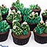 Kapruka Online Shopping Product Cactus Lovers Cupcakes -12 Pieces