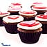 Kapruka Online Shopping Product To My Valentine Cupcakes 12 Piece Pack