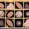 Kapruka Online Shopping Product Java Assorted 12 Piece Chocolates