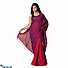 Kapruka Online Shopping Product Pink And Purple Handloom Cotton Saree