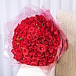 Kapruka Online Shopping Product 100 Red Rose Bouquet