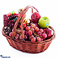 Kapruka Online Shopping Product Seasonal Fruits With Goodies Hamper