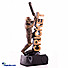 Kapruka Online Shopping Product Cricket Batsman Table Ornament