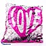 Kapruka Online Shopping Product Touch Of Love Glittery Pillow