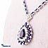 Kapruka Online Shopping Product Cubic Zirconia Necklace & Earring