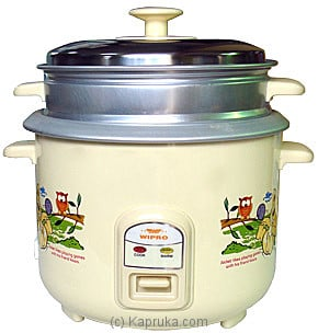 Wipro Rice Cooker - WP 3512at Kapruka Online forspecialGifts