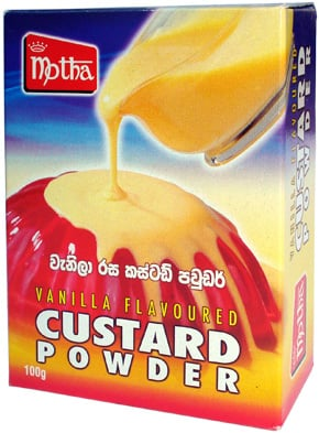 Motha Custard Powder - 100gat Kapruka Online forspecialGifts