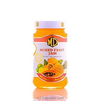 MD Mixed Fruit Jam Bottle - 500g at Kapruka Online for specialGifts