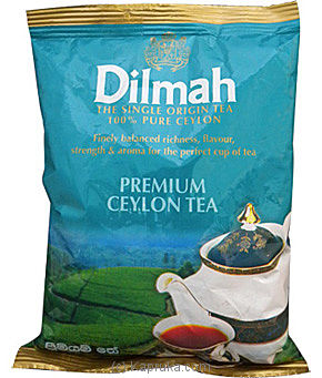 Dilmah Premium Leaf Tea Bag - 200g at Kapruka Online for specialGifts