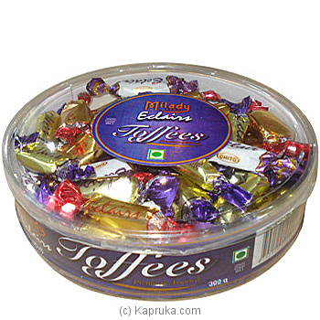 Daintee Toffee Box - 300g at Kapruka Online for specialGifts