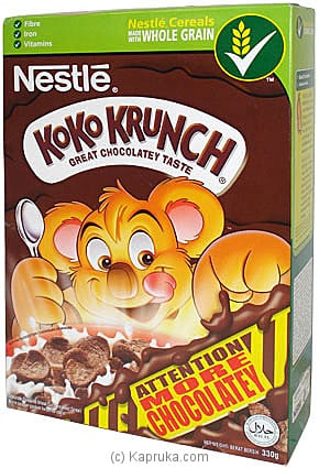 Nestle KoKo Krunch Box - 330g at Kapruka Online for specialGifts