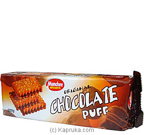 Munchee Chocolate Puff - 200g at Kapruka Online for specialGifts