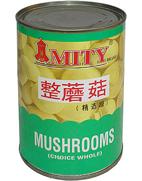 Mity Mushroom Choice Whole Tin 425g - Edinboroughat Kapruka Online forspecialGifts