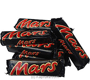 10 Mars Chocolate Bars  (51g X 10 = 510g) at Kapruka Online for specialGifts