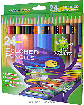 Box Of 24 Colored Pencils at Kapruka Online for specialGifts