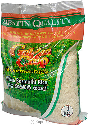 White Basmathi Rice Pkt - 1kg at Kapruka Online for specialGifts