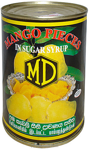 MD - Mango Slices In Sugar Syrup Tin - 560g at Kapruka Online for specialGifts