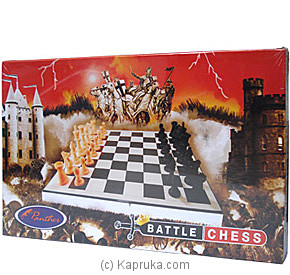 Battle Chess 12709 - Panther at Kapruka Online for specialGifts