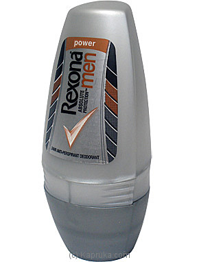 Rexona - Men  Absolute Deodorant - 40ml at Kapruka Online for specialGifts