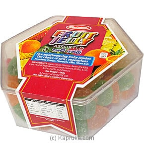 Daintee - Fruit Jelly Assorted - Pkt - 450g at Kapruka Online for specialGifts