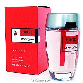 Mens Hugo Boss Energise - 125ml at Kapruka Online for specialGifts