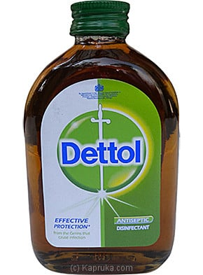 Dettol Liquid - Large Bottle - 210ml at Kapruka Online for specialGifts