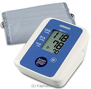 Omron Automatic Blood Pressure Monitor at Kapruka Online for specialGifts