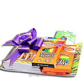 Kids Stationary Pack at Kapruka Online for specialGifts