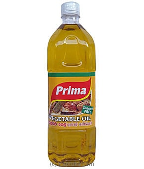 Prima Vegetable Oil - 1 Ltr at Kapruka Online for specialGifts