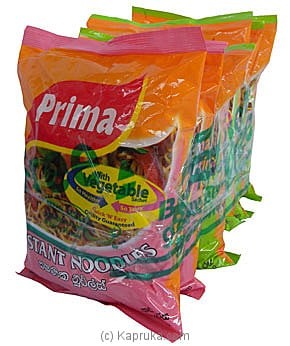 5 Pack Of Prima Instant Noodles Packet at Kapruka Online for specialGifts