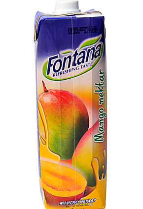 Fontana Mango Juice - 1 Ltr at Kapruka Online for specialGifts