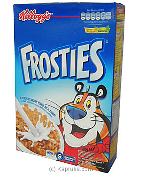 Kellogg`s FROSTIES at Kapruka Online for specialGifts