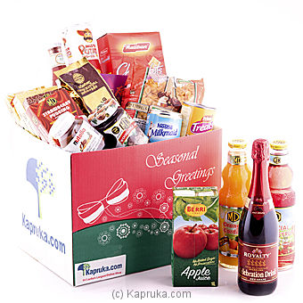 Christmas Feast Hamper at Kapruka Online for specialGifts