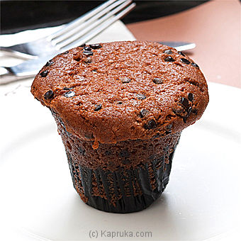Dark Chocolate Chip Muffin By Java at Kapruka Online forspecialGifts