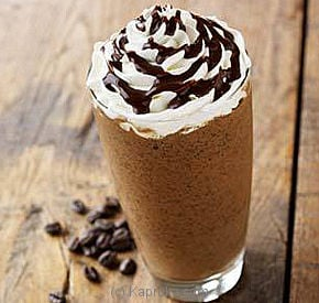 Java Chip Coffee Frapucchino - Tall Size By Java at Kapruka Online forspecialGifts