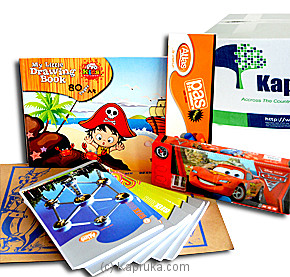 Junior Stationery Packat Kapruka Online forspecialGifts
