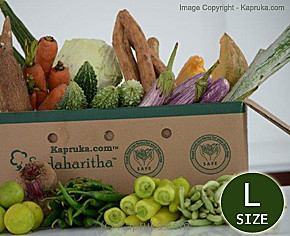 Sadaharitha Large Size Vegetable Box at Kapruka Online for specialGifts