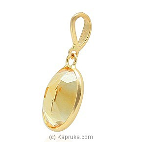 An 18kt Yellow Gold Pendant at Kapruka Online for specialGifts