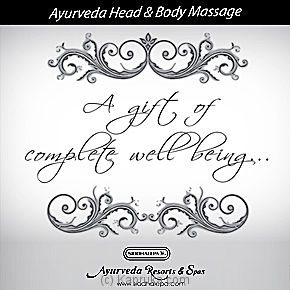 Siddhalepa Ayurveda Head & Body Massage at Kapruka Online for specialGifts