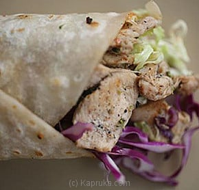 Thai Chicken And Broccoli Wrap at Kapruka Online for specialGifts