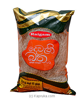 Raigam Deveni Batha Noodles (White Rice)at Kapruka Online forspecialGifts