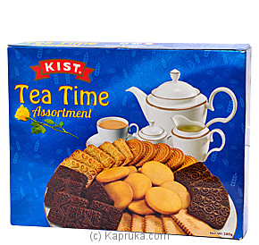 Kist Tea Time Assortment Large at Kapruka Online for specialGifts