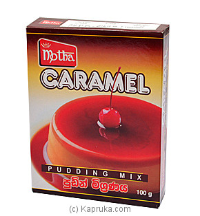 Motha Caramal Pudding Mix at Kapruka Online for specialGifts