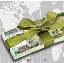 Money Delivery in Sri Lanka at Kapruka Online for specialGifts