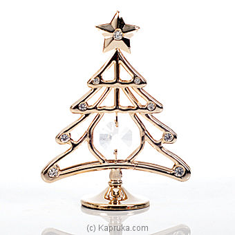 Tree Of Golden Xmas By HABITAT ACCENT at Kapruka Online forspecialGifts