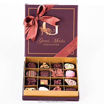 16 Piece Chocolate Box(GMC) at Kapruka Online for specialGifts