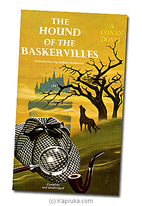 The Hound Of The Baskervilles at Kapruka Online for specialGifts