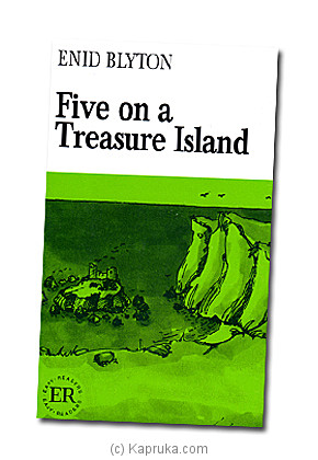 Five On A Treasure Island at Kapruka Online for specialGifts