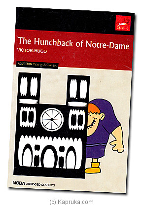 The Hunchback Of Notre-Dame By Victor Hugo at Kapruka Online for specialGifts